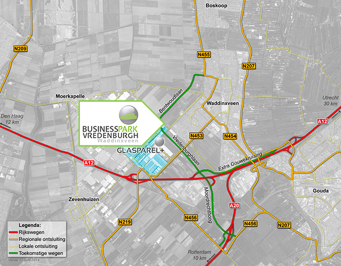 businesspark-vredenburgh-map2